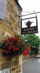 Baines Tea Room